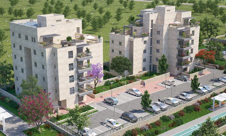 דירות 4 חדרים באשקלון