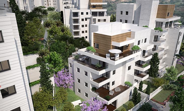 3000 דירות הוגרלו במודיעין בשכונת מורשת